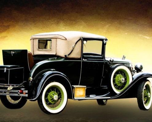 vehículo histórico