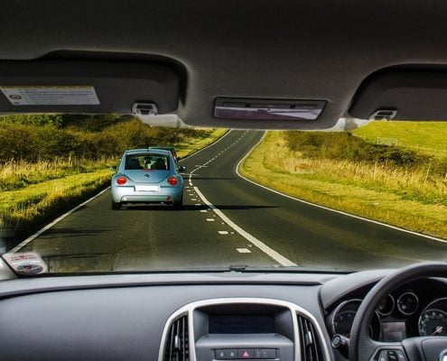 distancia-vehiculo